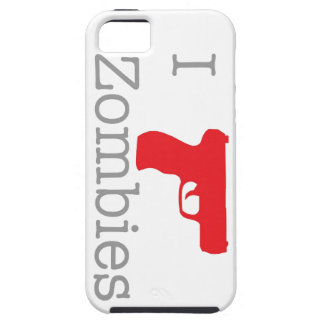 Zombie Mated iPhone 5 Case