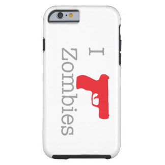 Zombie Mated Tough iPhone 6 Case