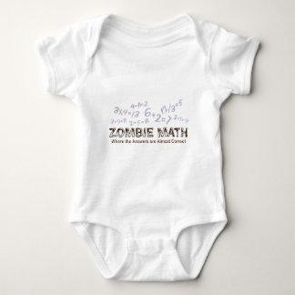 Zombie Math - Basic Tees
