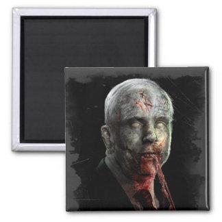 Zombie McCain Magnet