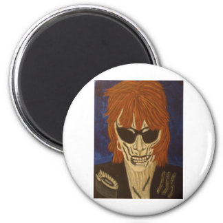 Zombie Me 2 Inch Round Magnet