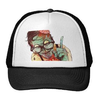 Zombie Men Trucker Hat