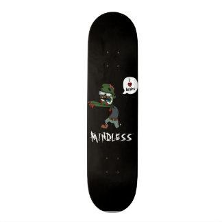 Zombie mindless deck