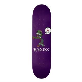 Zombie mindless purple deck
