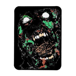 Zombie Mini Refrigerator Magnet