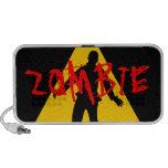 Zombie Mini Speakers