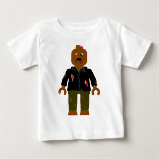 Zombie Minifigure by Zombie Ghetto Tshirt
