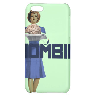 Zombie Mom Case For iPhone 5C