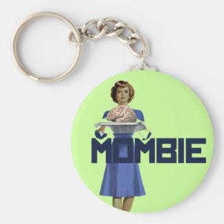 Zombie Mom Key Chains