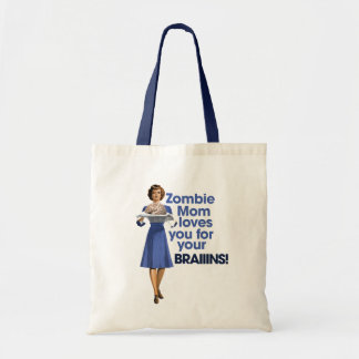 Zombie Mom Tote Bag