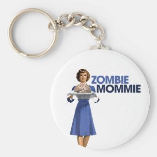 Zombie Mommie Keychain