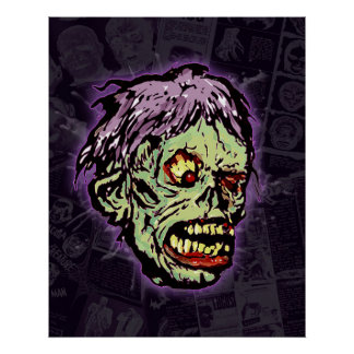 Zombie Monster (shock) Poster