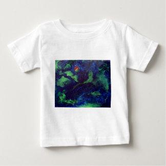 Zombie Moon Baby T-Shirt