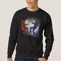ZOMBIE Moon DANCE Sweatshirt