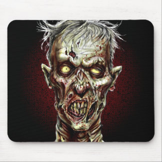 Zombie!! Mouse Pad