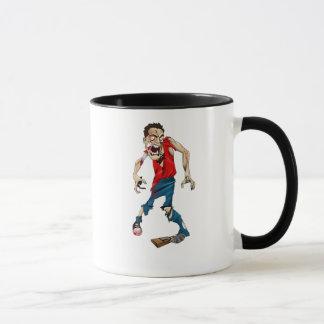 Zombie & Mouse Trap Mug