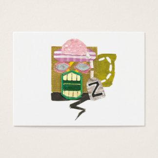 Zombie Mug Business Cards