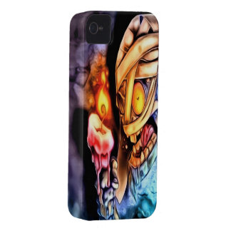 Zombie Mummy iPhone 4/4s Mate ID Case iPhone 4 Covers