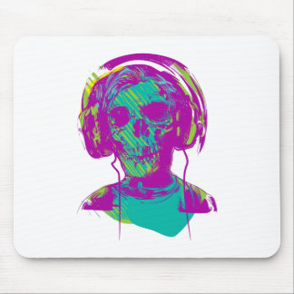 Zombie Music Mouse Pad
