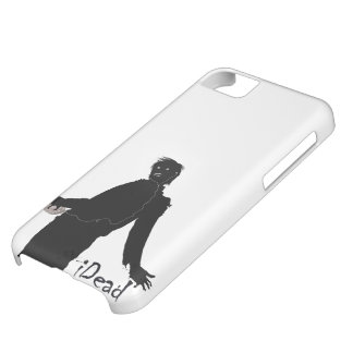 Zombie Music Outline iPhone 5C Cover