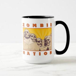 Zombie Nation Coffee Mug