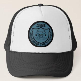 Zombie Neighborhood Watch Program Trucker Hat
