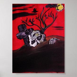 Zombie Night Poster