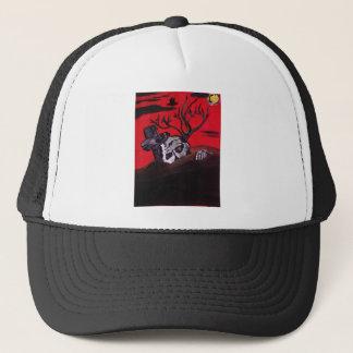 Zombie Night Trucker Hat