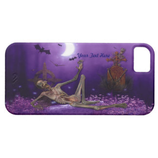 Zombie Nights Fantasy - Personalize iPhone SE/5/5s Case