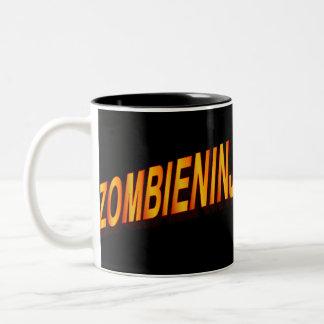 Zombie Ninja Pirate Mug