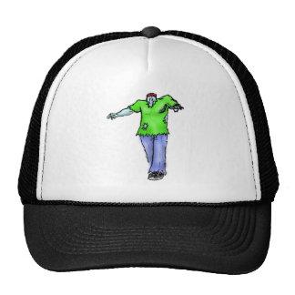 Zombie No Head Hat