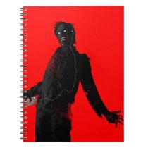 Zombie!!! Notebook