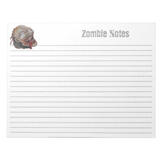 Zombie Notepad