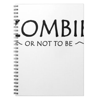 Zombie or not to be notebook