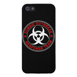 Zombie Out Break Response Team Walking Walkers iPhone SE/5/5s Case