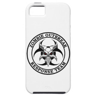 Zombie Outbreak Biohazard Demon iPhone SE/5/5s Case