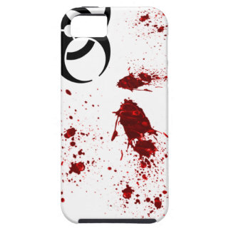 Zombie Outbreak Biohazard  iPhone 5/5S, Vibe Case