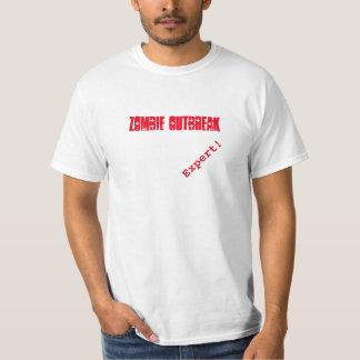 Zombie Outbreak Expert T-Shirt