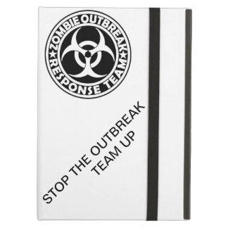Zombie Outbreak iPad Air Cases
