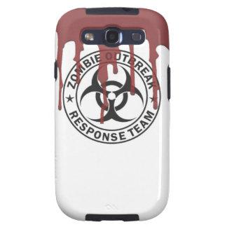 zombie outbreak response team bio hazard walking d galaxy s3 cover