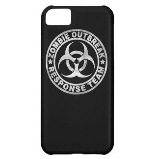 zombie outbreak response team bio hazard walking d iPhone 5C cover