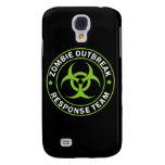 zombie outbreak response team bio hazard walking d samsung galaxy s4 covers