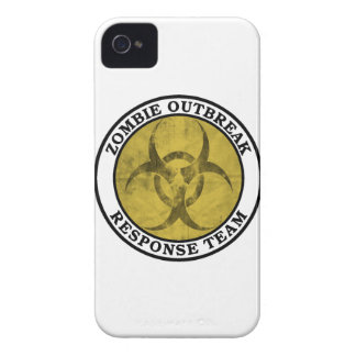 Zombie Outbreak Response Team (Biohazard) Case-Mate iPhone 4 Cases