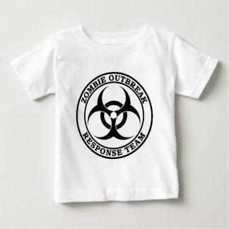 Zombie Outbreak Response Team (Biohazard) Infant T-shirt