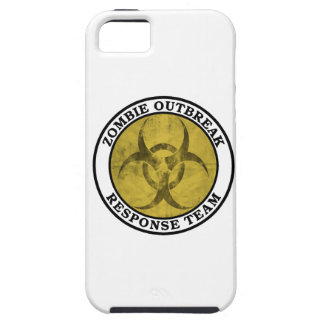 Zombie Outbreak Response Team (Biohazard) iPhone SE/5/5s Case