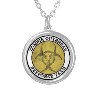 Zombie Outbreak Response Team (Biohazard) Custom Jewelry