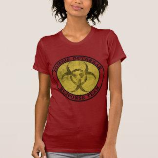 Zombie Outbreak Response Team (Biohazard) T Shirt