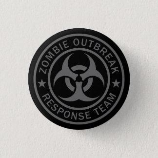 Zombie Outbreak Response Team Button