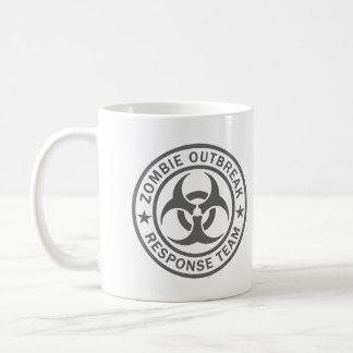 Zombie Outbreak Response Team Coffee Mug