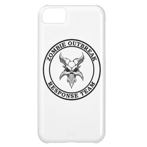 Zombie Outbreak Response Team (Demonhead) Cover For iPhone 5C